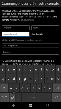 Microsoft Lumia 950 XL - Applications - Télécharger des applications - Étape 10