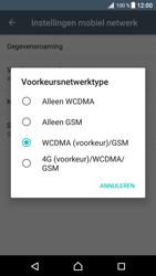 Sony Xperia XZ Premium - 4G instellen  - Toestel instellen voor 4G - Stap 7