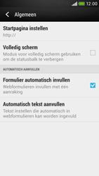 HTC Desire 601 - Internet - buitenland - Stap 24
