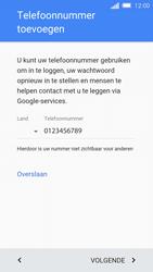 HTC One M8s - Toestel - Toestel activeren - Stap 19