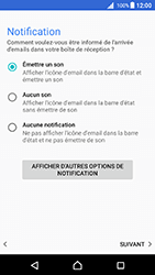 Sony Xperia X - Android Nougat - E-mail - Configuration manuelle - Étape 21
