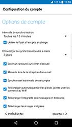 BlackBerry DTEK 50 - E-mail - Configuration manuelle - Étape 25