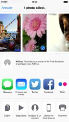 Apple iPhone 6 iOS 8 - Photos, vidéos, musique - Prendre une photo - Étape 9