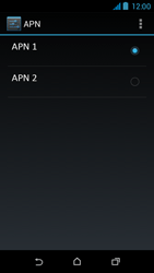 HTC Desire 310 - Internet - Configuration manuelle - Étape 18