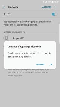Samsung Galaxy S6 edge+ - Android Nougat - WiFi et Bluetooth - Jumeler votre téléphone avec un accessoire bluetooth - Étape 8