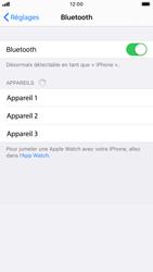 Apple iPhone 8 - iOS 13 - Bluetooth - connexion Bluetooth - Étape 7