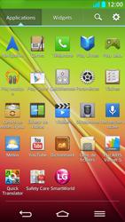 LG G2 - Internet et connexion - Accéder au réseau Wi-Fi - Étape 3