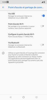 Nokia 7.1 - Internet et connexion - Utiliser le mode modem par USB - Étape 9