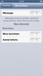 Apple iPhone 5 - MMS - probleem met ontvangen - Stap 6