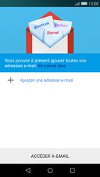 Huawei P8 Lite - E-mails - Ajouter ou modifier votre compte Gmail - Étape 6