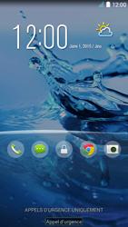 Acer Liquid Z410 - Device maintenance - Effectuer une réinitialisation logicielle - Étape 6