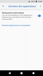 Sony Xperia XZ1 - Aller plus loin - Gérer vos données depuis le portable - Étape 13