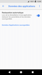 Sony Xperia XZ1 - Device maintenance - Back up - Étape 12