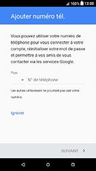 HTC Desire 650 - Applications - Créer un compte - Étape 14