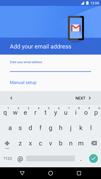 Huawei Google Nexus 6P - Email - Manual configuration - Step 10