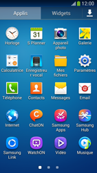 Samsung Galaxy S4 Mini - Applications - Supprimer une application - Étape 3