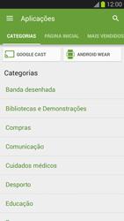 Samsung Galaxy S3 - Aplicações - Como pesquisar e instalar aplicações -  6