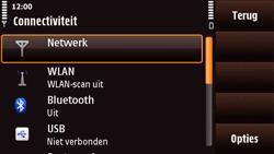 Nokia N97 Mini - Buitenland - Bellen, sms en internet - Stap 5