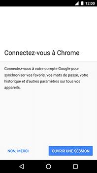 Motorola Moto E4 Plus - Internet et connexion - Naviguer sur internet - Étape 5