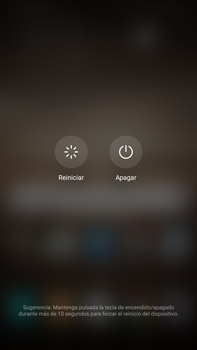 Huawei Mate 9 - Internet - Configurar Internet - Paso 18