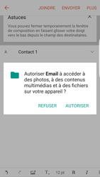 Samsung Galaxy S7 Edge - E-mails - Envoyer un e-mail - Étape 12