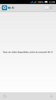 Alcatel Pop C9 - WiFi - Conectarse a una red WiFi - Paso 5