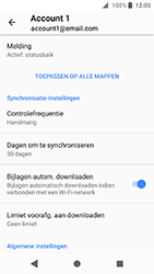 Sony Xperia XA2 (H3113) - E-mail - Instellingen KPNMail controleren - Stap 8