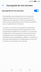Huawei P10 Lite - Device maintenance - Back up - Étape 9