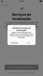 Apple iPhone 7 - iOS 12 - Primeiros passos - Como ligar o telemóvel pela primeira vez -  22