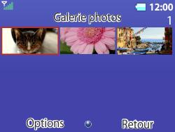 Bouygues Telecom Bc 311 - Photos, vidéos, musique - Envoyer une photo via Bluetooth - Étape 5