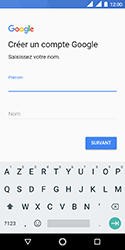 Nokia 3.1 - Applications - Créer un compte - Étape 6
