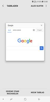 Samsung Galaxy A8 Plus - Internet - hoe te internetten - Stap 14