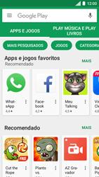 Motorola Moto C Plus - Aplicativos - Como baixar aplicativos - Etapa 4