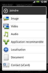 HTC A510e Wildfire S - E-mail - envoyer un e-mail - Étape 9