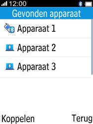 Alcatel 2045 (2045X) - Bluetooth - Headset, carkit verbinding - Stap 7