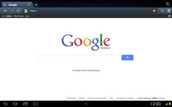 Samsung P5100 Galaxy Tab 2 10-1 - Internet - hoe te internetten - Stap 7