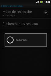 Sony ST27i Xperia Go - Réseau - utilisation à l'étranger - Étape 11