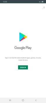Samsung Galaxy A70 - Applications - Create an account - Step 4