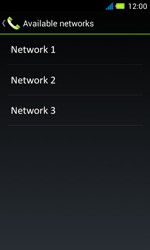 Acer Liquid Z4 - Network - Usage across the border - Step 9