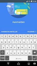 Sony Xperia X Compact (F5321) - E-mail - Handmatig instellen - Stap 10