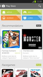 Samsung Galaxy S3 4G - Applications - Télécharger une application - Étape 4