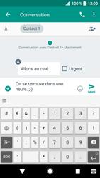 Sony Xperia XZ1 - Contact, Appels, SMS/MMS - Envoyer un MMS - Étape 10