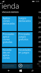 Microsoft Lumia 535 - Aplicaciones - Descargar aplicaciones - Paso 6