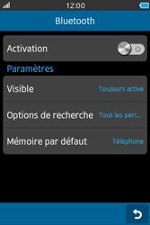 Samsung Wave M - Photos, vidéos, musique - Envoyer une photo via Bluetooth - Étape 9