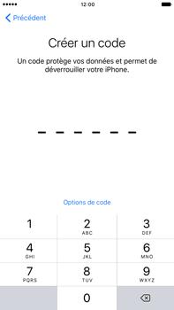 Apple iPhone 7 Plus - Premiers pas - Créer un compte - Étape 14