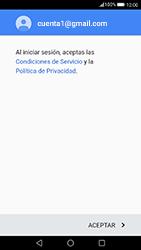 Huawei P10 - E-mail - Configurar Gmail - Paso 12