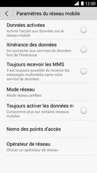 Huawei Ascend G6 - Internet - Désactiver les données mobiles - Étape 6