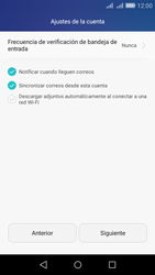 Huawei Huawei Y6 - E-mail - Configurar Yahoo! - Paso 8