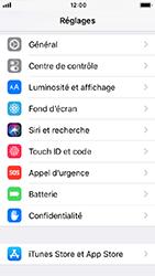 Apple iPhone 5s - iOS 12 - Appareil - Mises à jour - Étape 4
