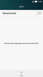 Huawei Y5 - WiFi - Conectarse a una red WiFi - Paso 4